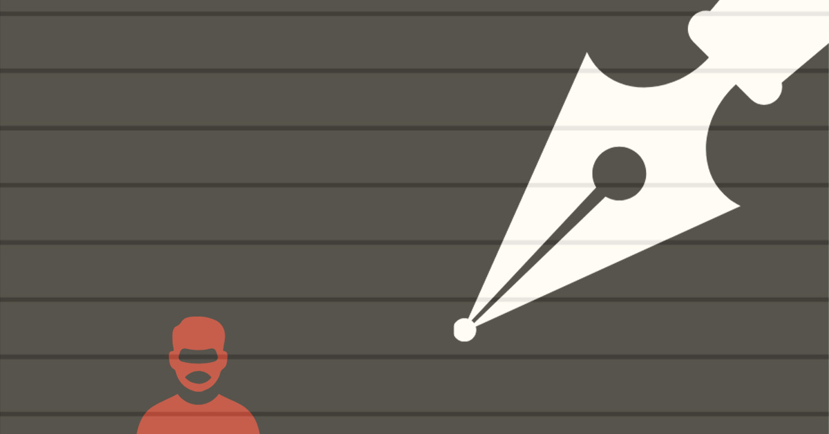 Ballad of a fraudster - Blog post on LATRO