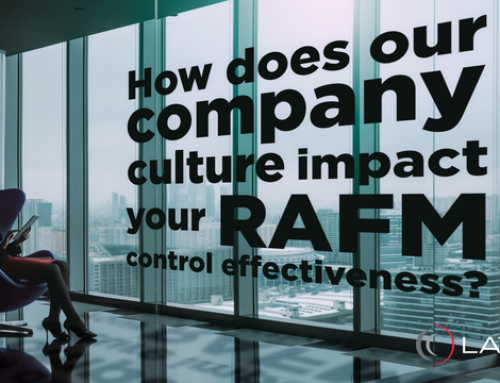 How Does Our Company Culture Impact Your RAFM Control Effectiveness?