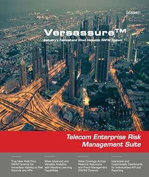 Versassure Revenue Assurance Solution from LATRO
