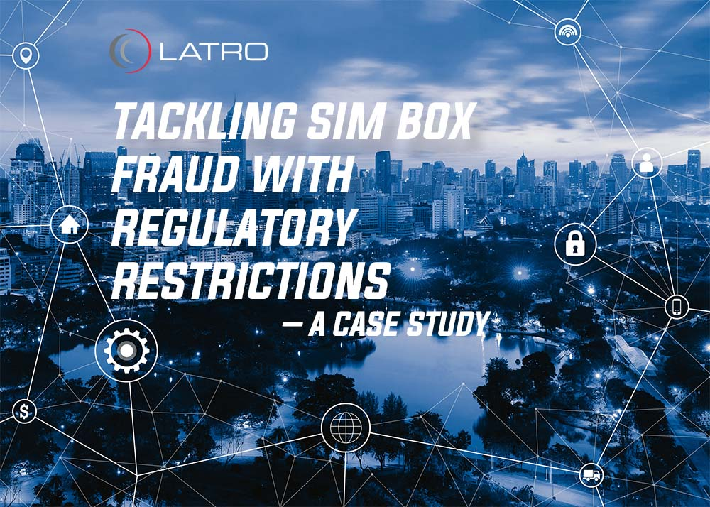 Tackling SIM Box Fraud with Regulatory Restrictions – A Case Study
