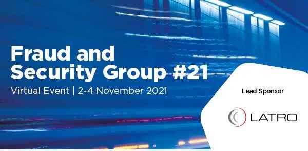 GSMA FASG21 - LATRO Lead Sponsor